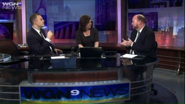 WGN Interview with Dr. Michael McNulty